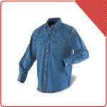 Camisa Mezclilla UNI025