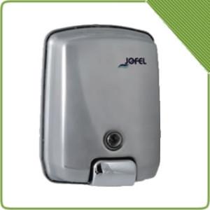 Futura ac54000 jofel ciloai for Jabonera acero inoxidable